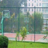 北京七人制笼式足球场围网包塑围栏