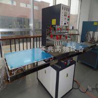 赛典厂家专业定制高频机 汽车脚垫防滑垫热合机,气压式防滑垫焊接机