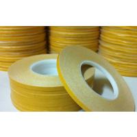 PVC双面胶纸 乳白色PVC双面胶纸 超高粘性 可切散料