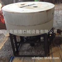 五谷杂粮石磨机 电动面粉石磨机 振德 卧式石磨机 厂家直销