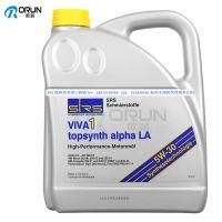 SRS topsynth alpha LA多力威LA 5w-30 C3德国进口静音抗衰减机油
