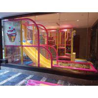 2018年淘气堡儿童乐园生产厂家凯奇玩具专门定制