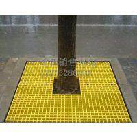 马路牙子树池格栅@玻璃钢树池防护围子板安装指点