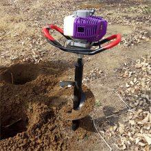 乐民直销挖坑机 山地栽树挖坑机 手提式汽油挖坑机
