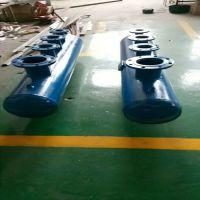 山东万维厂家直销 地暖分水器 中央空调集分水器效率高