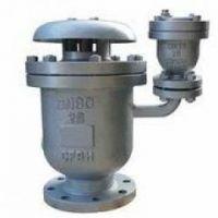 不锈钢常温自动快速排气阀复合式排气上海上州阀门