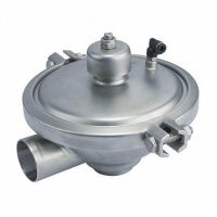 DN50吴川卫生级快装排气阀用于制药机械