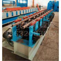成型制管设备圆管变方管机