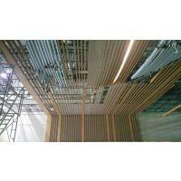 贵州铝合金方通吊顶,木纹铝方通弧形多少钱一平方?