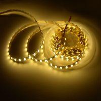 led灯带5050高亮软灯条2835双排超亮线灯客厅吊顶防水七彩色光带