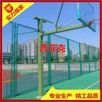 河北篮球场防护网 框架防护网 球场专用网