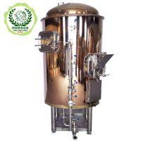 自酿精酿啤酒设备糖化罐500升