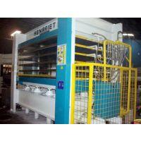 厂家供应铝蜂窝板热压机五层120T热压机设备 手动自动均可定做