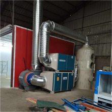 废气处理设备厂家 喷漆漆雾净化器价格 山东环保设备 邹平乐旺环保