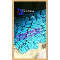 河南新乡地铁线施工袖阀管4米蓝色注浆管厂家