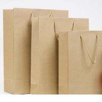 供甘肃牛皮纸袋和兰州牛皮纸包装袋价格