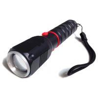 照度和焦距可调LED手电式荧光探伤灯