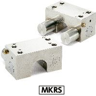进口光轴制动锁 日本NBK钳制器 气压控制常闭型MKRS-3000-A