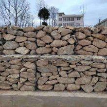 福建修建河流的包塑石笼网 石笼网箱 镀锌护坡石笼网