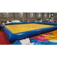 三乐(SANLE)加厚环保PVC儿童游乐园游泳充气池子游乐设备