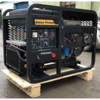 DGW300AC贝隆300A柴油电焊发电两用机300A柴油发电电焊一体机可烧5.0焊条