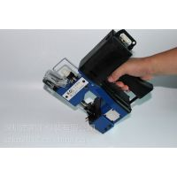 新款自动剪线面粉袋封包机、凯工F1自动切线缝包机