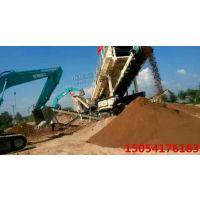 建筑垃圾再生利用,移动破碎机,筛分站,砂石破碎生产线