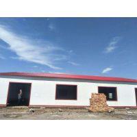河北承德低价焊接式防风可回收活动房祈虹彩钢板