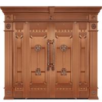 供应高档入户门——铜门制造专家,招商代理