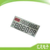超市标牌LCD断码液晶屏 各类标牌显示屏温州厂家设计直销