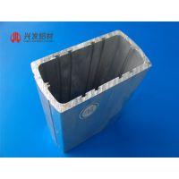 广东兴发铝业|供应铝合金外壳壳体铝型材|定制批发