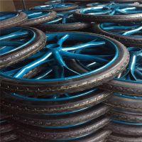 26型实心轮胎 灰斗车轮胎 人力车轮胎