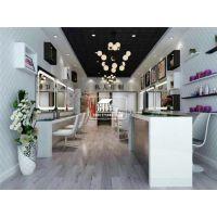昆明葡萄街区商铺装修 美容美甲店5.8万现代风格