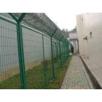 监狱护栏网厂|浸塑护栏网现货|出售监狱护栏网