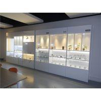 展柜厂定做 商场LED产品展示陈列柜 商展灯饰组合展示柜