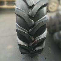潍坊厂家促销全新拖拉机轮胎人字农用车轮胎16.9-38