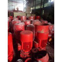 系列单极消防水泵XBD2/44.4-100L-125I变频恒压给水成套设备(3CF认证)