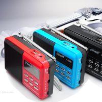 快乐相伴L-968插卡音箱Mp3音乐播放器超强收音机