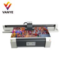 uv平板打印机理光g5打印机器 工厂大批量生产印制浮雕装饰画印刷设备