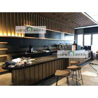 直销合肥STARBUCKS咖啡厅桌椅 星巴克H01吧台定制 上海韩尔品牌