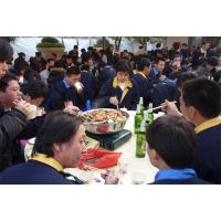 潮汕客家大盆菜民俗传统节日餐饮佳选深圳和畅宴会外卖
