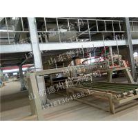 嘉禾外墙保温外模板生产线利润高 规格全