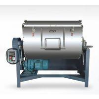 卧式拌料机 不锈钢材料料桶 信泰制造 售后维修