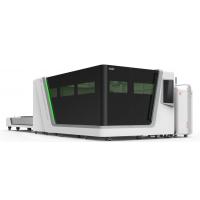 10000W大功率光纤激光切割机3015大台面封闭式带防护罩金属切割机