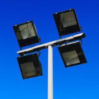 天津灯具直销15米广场球场专用升降式高杆灯杆路灯杆 道路灯杆定制