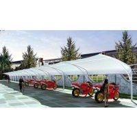 桥镇膜结构车棚-膜结构车棚稳定性及遮阳防雨
