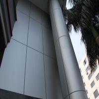 自动扶梯铝单板 商场专用造型木纹铝单板幕墙