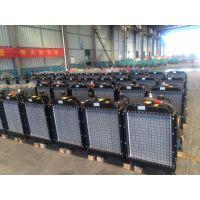 厂家直销 潍坊金马K4100D 30kw柴油发电机组水箱散热器