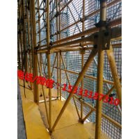 建筑工程外架爬梯 建筑爬架施工过程 建筑外爬架施工