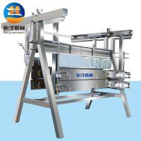 恒泽机械 HZ-TFC-40A字型立式家禽粗脱毛机 质量保证